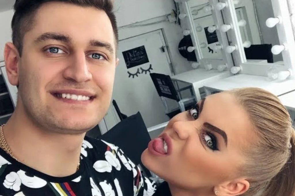 Давид Манукян и Карина Лазарьянц (Карина Кросс)