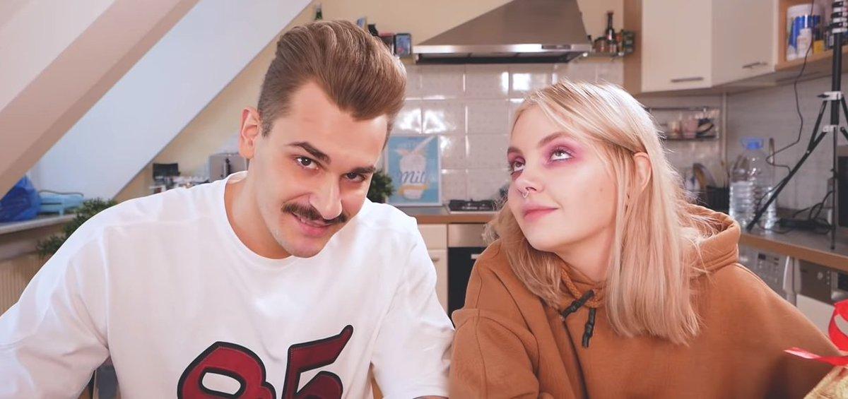 Дарья Каплан и Юлик