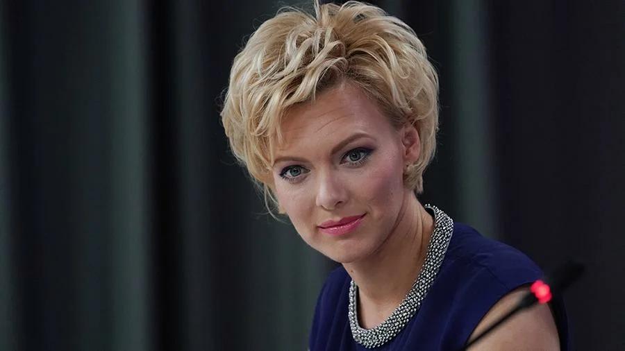 Елена Лихоманова (ведущая Рен-ТВ)